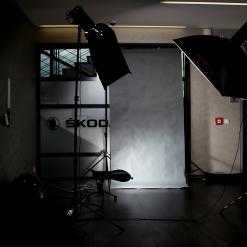 Mobilní fotoateliér